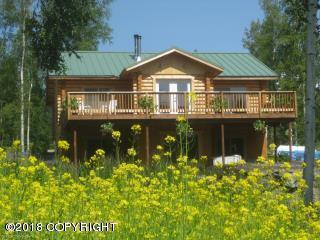 522 N Meadow Lakes Loop, Houston, AK 99623 (MLS #18-8949) :: RMG Real Estate Network | Keller Williams Realty Alaska Group