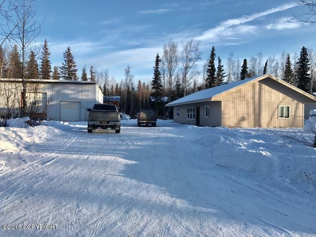 3731 S Muskrat, Big Lake, AK 99652 (MLS #18-944) :: Real Estate eXchange