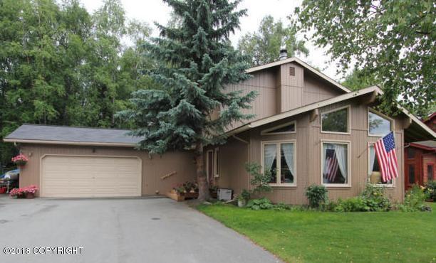 3421 Spinnaker Drive, Anchorage, AK 99516 (MLS #18-9494) :: RMG Real Estate Network   Keller Williams Realty Alaska Group