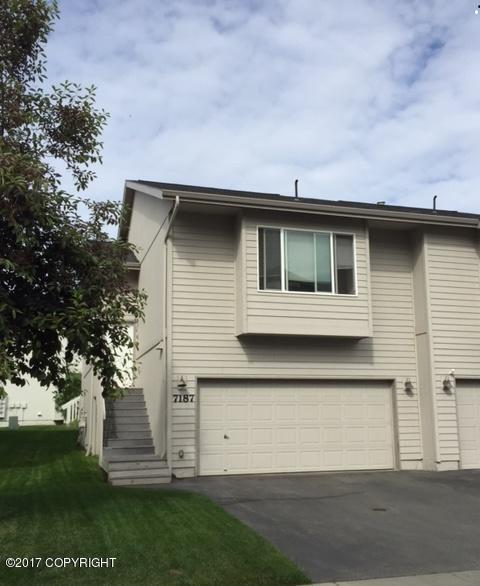 7187 Fairweather Park Loop #48A, Anchorage, AK 99518 (MLS #18-9828) :: Core Real Estate Group