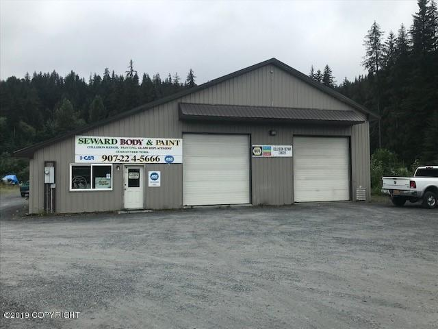 13509 Seward Highway, Seward, AK 99664 (MLS #19-11813) :: Team Dimmick