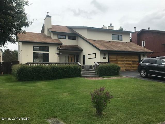 2321 Scarborough Drive, Anchorage, AK 99504 (MLS #19-12935) :: RMG Real Estate Network | Keller Williams Realty Alaska Group