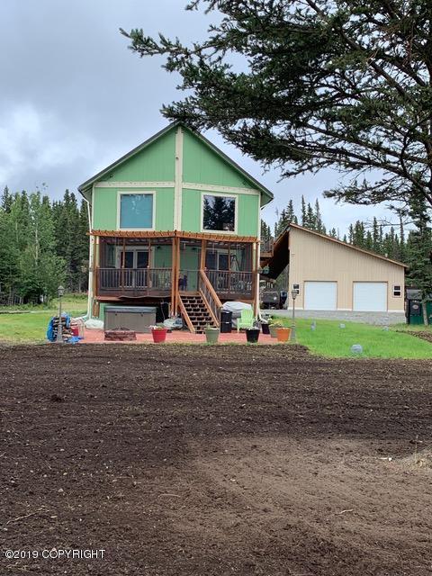 Mi 15.2 Edgerton Highway, Copper Center, AK 99573 (MLS #19-13262) :: RMG Real Estate Network | Keller Williams Realty Alaska Group