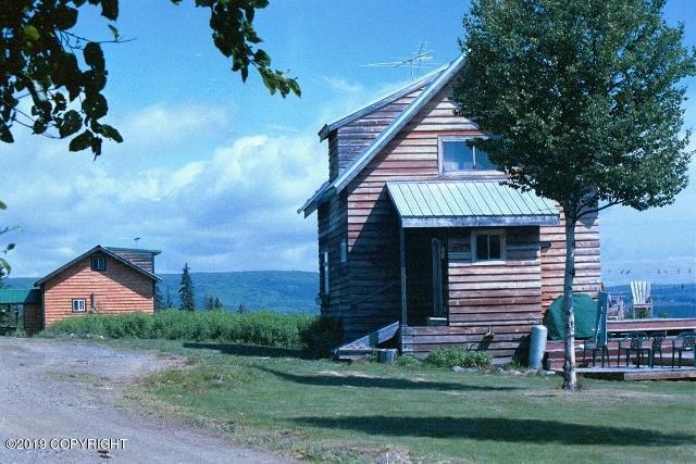 58591 Skyline Drive, Homer, AK 99603 (MLS #19-13854) :: Roy Briley Real Estate Group