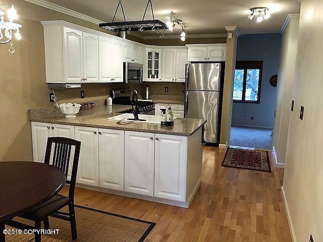 1535 N Street #B, Anchorage, AK 99501 (MLS #19-16273) :: RMG Real Estate Network | Keller Williams Realty Alaska Group