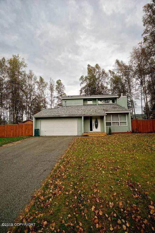 17743 Kiloana Circle, Eagle River, AK 99577 (MLS #19-18430) :: Team Dimmick