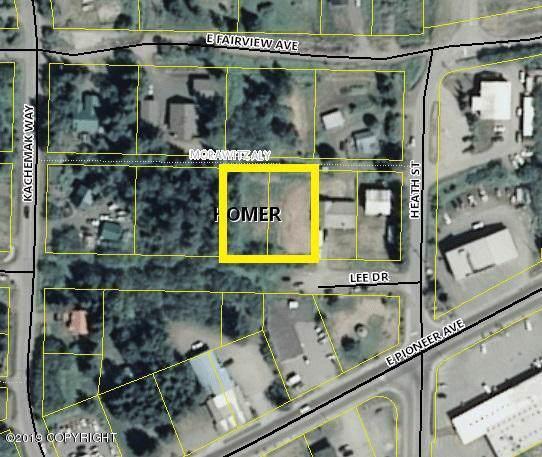 556 E Lee Drive, Homer, AK 99603 (MLS #19-18450) :: RMG Real Estate Network | Keller Williams Realty Alaska Group