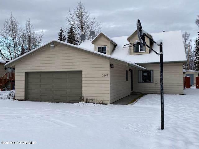 3647 E 68th Avenue, Anchorage, AK 99507 (MLS #19-18707) :: RMG Real Estate Network | Keller Williams Realty Alaska Group
