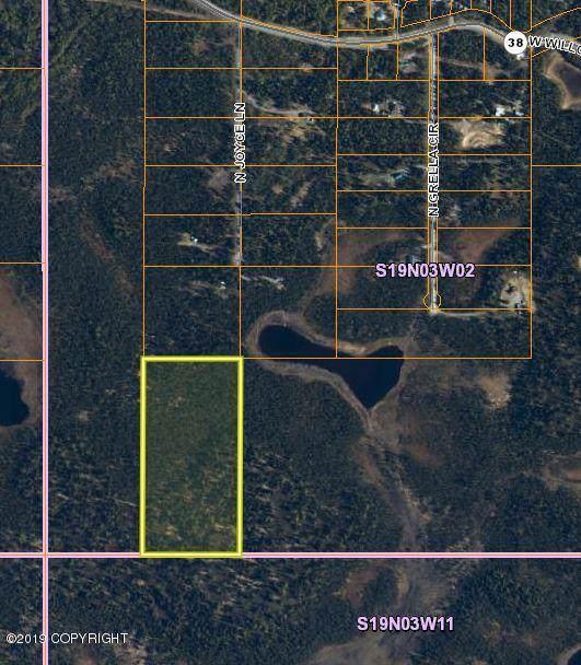 C001 N Joyce Lane, Willow, AK 99688 (MLS #19-19262) :: Core Real Estate Group
