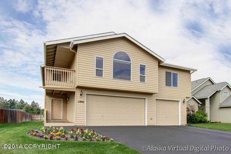 11800 Alderwood Loop, Anchorage, AK 99516 (MLS #19-19342) :: The Adrian Jaime Group | Keller Williams Realty Alaska