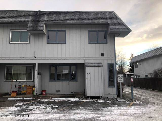 2904 W Northern Lights Boulevard #10F, Anchorage, AK 99517 (MLS #19-19714) :: Team Dimmick