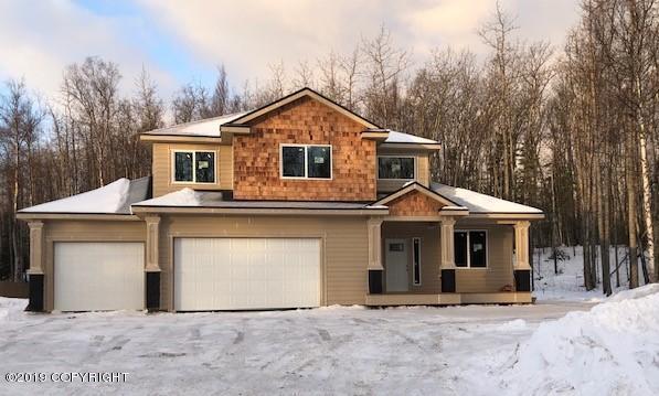 5740 N Tahoe Drive, Wasilla, AK 99654 (MLS #19-2025) :: The Adrian Jaime Group | Keller Williams Realty Alaska