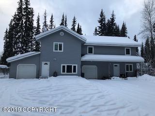 2035 My Court, North Pole, AK 99705 (MLS #19-2101) :: The Adrian Jaime Group | Keller Williams Realty Alaska