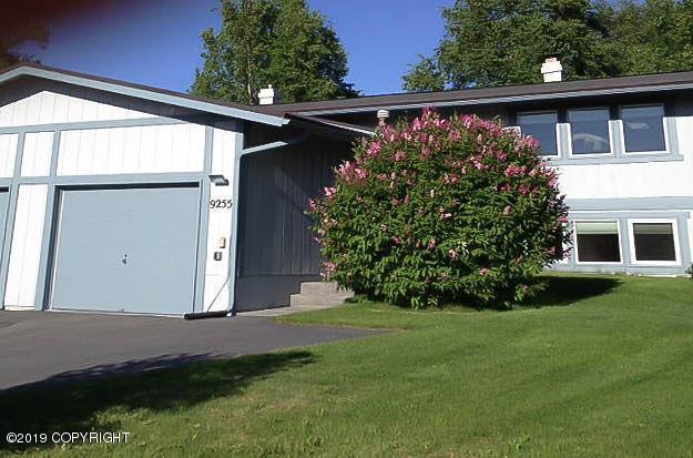 9255 Kirkwall Circle, Anchorage, AK 99502 (MLS #19-2321) :: Team Dimmick