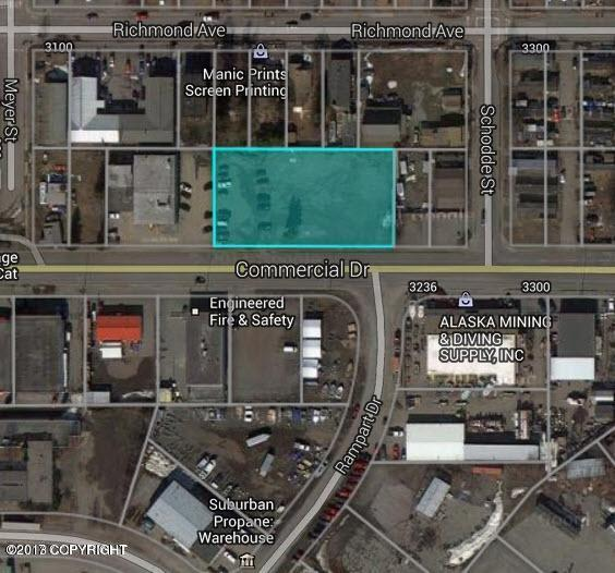 3213 Commercial Drive, Anchorage, AK 99501 (MLS #19-2837) :: Core Real Estate Group