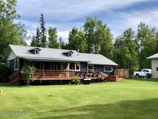 8500 N Bemis Road, Palmer, AK 99645 (MLS #19-3968) :: Alaska Realty Experts