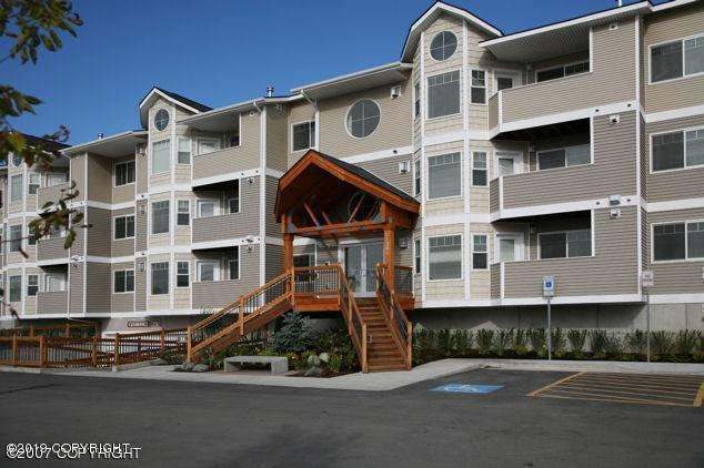 11324 Discovery View Drive #307, Anchorage, AK 99515 (MLS #19-430) :: Alaska Realty Experts