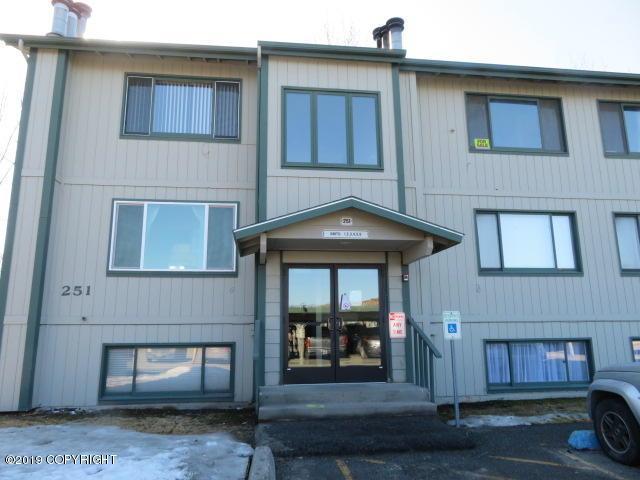 251 Mccarrey Street #5, Anchorage, AK 99508 (MLS #19-4987) :: Team Dimmick