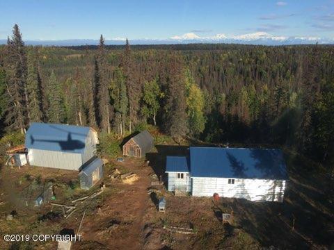 B5 L5 No Road South Bald Mtn., Talkeetna, AK 99676 (MLS #19-5972) :: RMG Real Estate Network | Keller Williams Realty Alaska Group