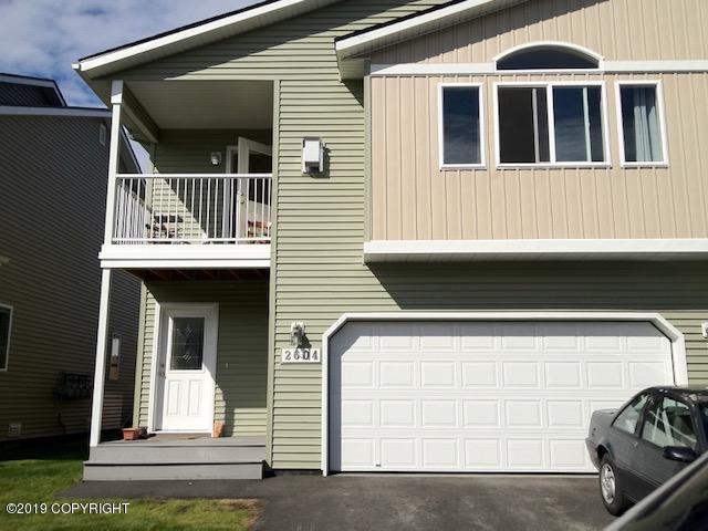 2604 Aspen Heights Loop #2, Anchorage, AK 99508 (MLS #19-6402) :: Team Dimmick