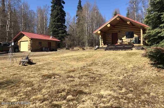 2119 Chena Hot Springs Road, Fairbanks, AK 99712 (MLS #19-6737) :: Roy Briley Real Estate Group