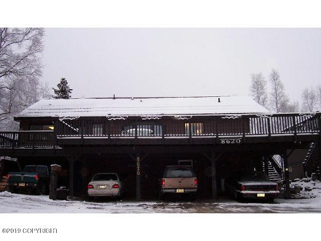 8620 Boundary Avenue #8620, Anchorage, AK 99504 (MLS #19-7999) :: Roy Briley Real Estate Group