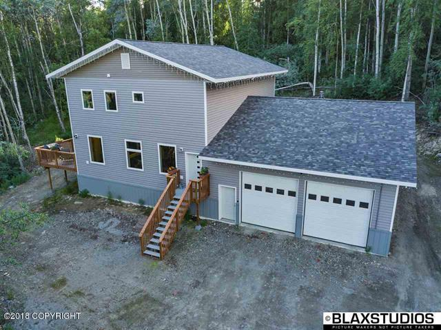 1535 Gunning Drive, Fairbanks, AK 99712 (MLS #19-834) :: The Huntley Owen Team