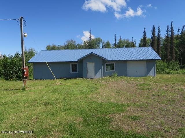 3413 S Dawn Lake Drive, Wasilla, AK 99623 (MLS #19-9633) :: Team Dimmick