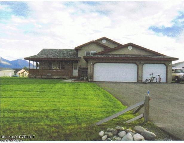 13754 E Hay Wagon Way, Palmer, AK 99645 (MLS #19-98) :: Alaska Realty Experts