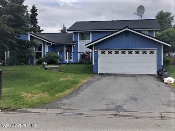 3680 Amber Bay Loop Loop, Anchorage, AK 99515 (MLS #19-9878) :: Synergy Home Team