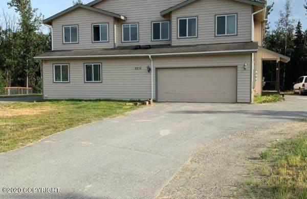 2210 Ridgewood Drive, Wasilla, AK 99654 (MLS #20-10329) :: Team Dimmick