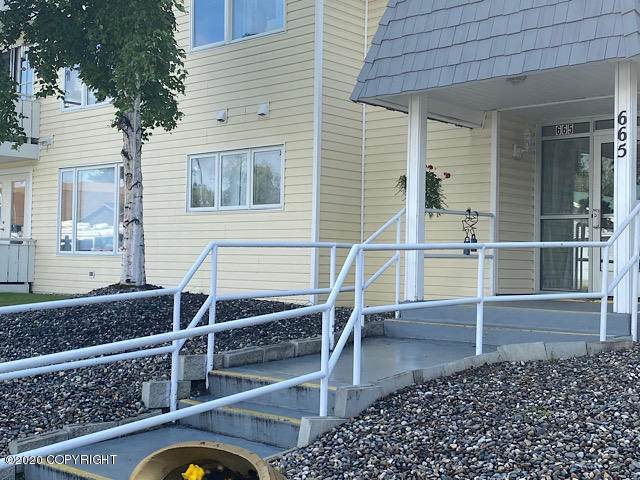 665 10th Avenue #309, Fairbanks, AK 99701 (MLS #20-10514) :: Wolf Real Estate Professionals