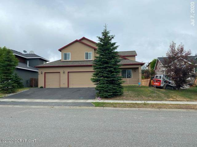5776 Yukon Charlie Loop, Anchorage, AK 99502 (MLS #20-10628) :: Team Dimmick