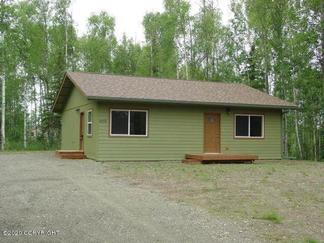 2834 N Pick A Dilley Street, Houston, AK 99694 (MLS #20-11451) :: RMG Real Estate Network | Keller Williams Realty Alaska Group