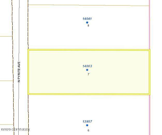 14003 N Pyrite Avenue, Willow, AK 99688 (MLS #20-11605) :: Synergy Home Team