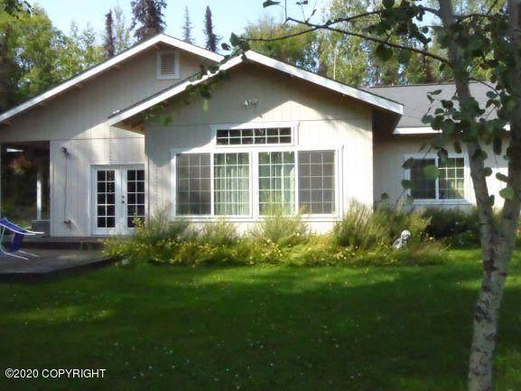 16373 E Sunshine Drive, Talkeetna, AK 99676 (MLS #20-12700) :: RMG Real Estate Network   Keller Williams Realty Alaska Group