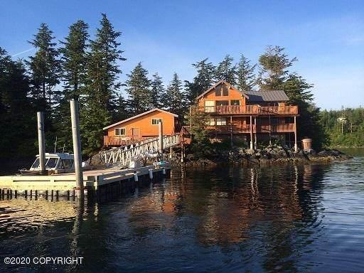 Tr E Maude Island, Sitka, AK 99835 (MLS #20-13527) :: Team Dimmick