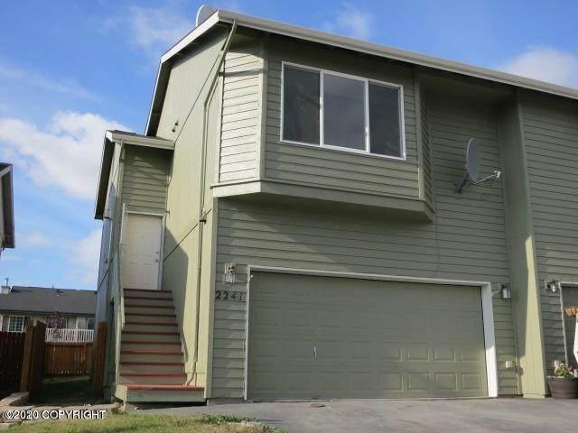 2241 Ridgemont Drive, Anchorage, AK 99507 (MLS #20-14827) :: Wolf Real Estate Professionals