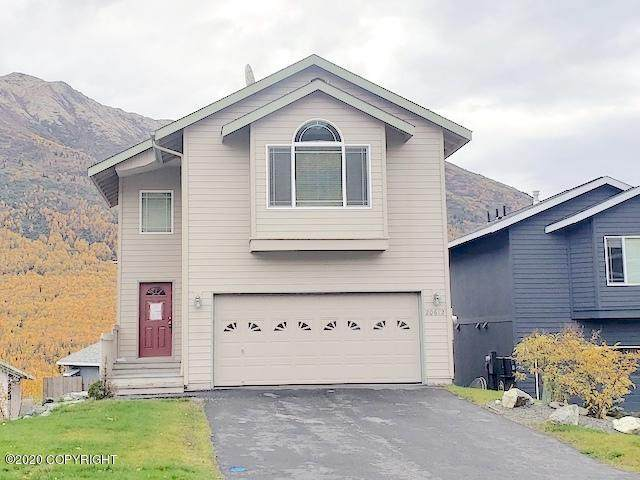 20612 Mountain Vista Drive, Eagle River, AK 99577 (MLS #20-15062) :: Team Dimmick