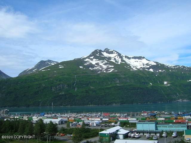 100 Kenai Street #705, Whittier, AK 99693 (MLS #20-16209) :: Alaska Realty Experts