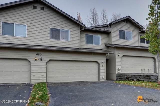 650 E 76th Avenue #3, Anchorage, AK 99518 (MLS #20-16303) :: The Adrian Jaime Group   Keller Williams Realty Alaska
