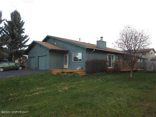 4133 Cosmos Drive, Anchorage, AK 99517 (MLS #20-1813) :: Team Dimmick
