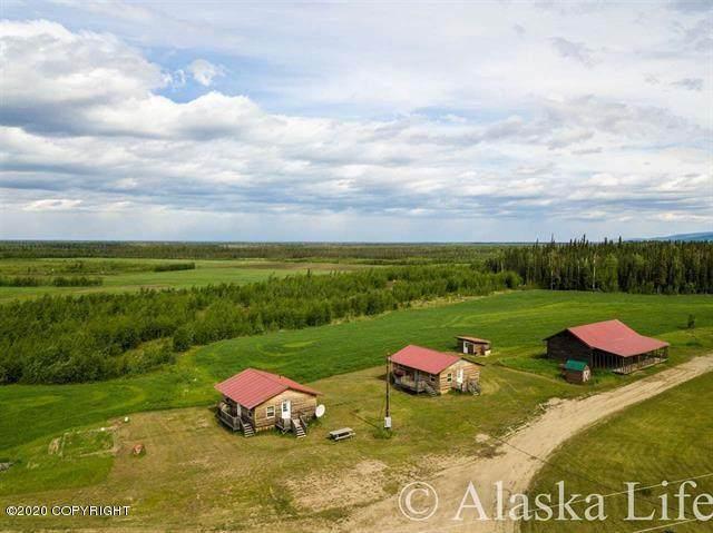 315 Parks Highway, Nenana, AK 99760 (MLS #20-2426) :: Alaska Realty Experts