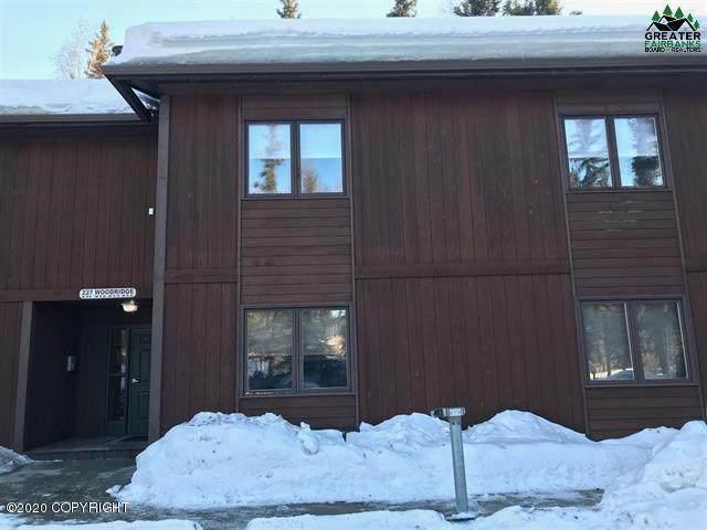 227 Woodridge Street #11, Fairbanks, AK 99709 (MLS #20-3550) :: RMG Real Estate Network   Keller Williams Realty Alaska Group
