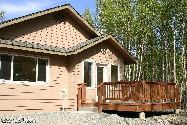 16299 E Sunshine Lake West Drive, Talkeetna, AK 99676 (MLS #20-3842) :: RMG Real Estate Network | Keller Williams Realty Alaska Group