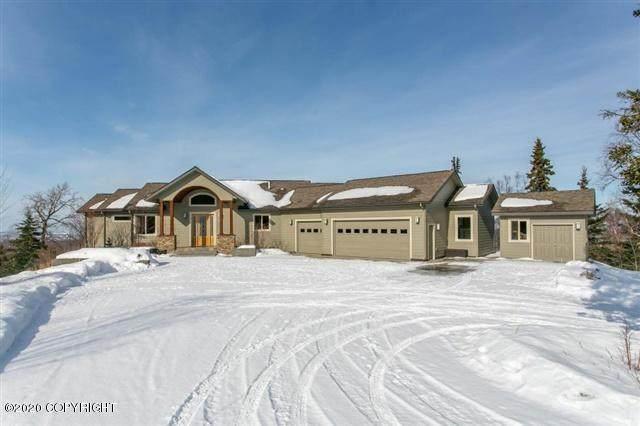 9400 Atelier Drive, Anchorage, AK 99507 (MLS #20-3941) :: RMG Real Estate Network | Keller Williams Realty Alaska Group