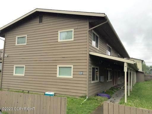5201 Chena Avenue #3, Anchorage, AK 99508 (MLS #20-4130) :: The Adrian Jaime Group   Keller Williams Realty Alaska
