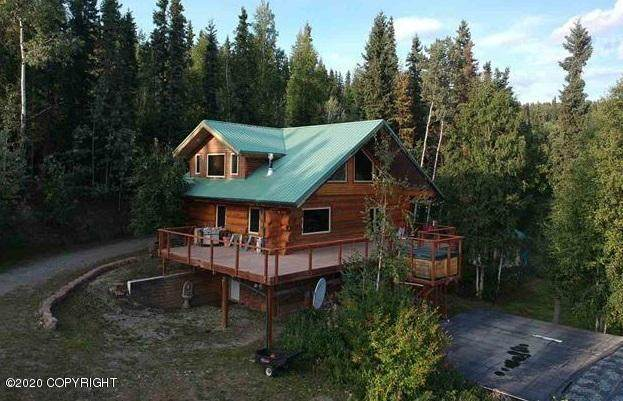 3919 Dobro Drive, Fairbanks, AK 99709 (MLS #20-4220) :: Wolf Real Estate Professionals