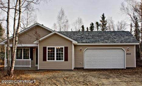 2015 Rush Loop, Seward, AK 99664 (MLS #20-6976) :: Wolf Real Estate Professionals