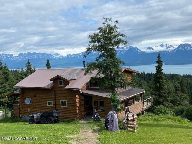 49893 Gotta Avenue, Homer, AK 99603 (MLS #21-12094) :: Daves Alaska Homes